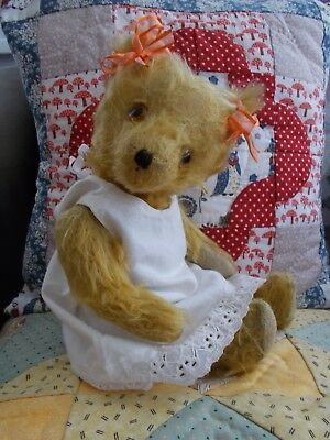 """Mouse"" - Pretty Fluffy Old Bear in Need of a Home xxx"