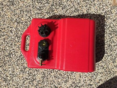 Outboard boat Fuel tank 22.7ltr Moeller Marine Made in USA