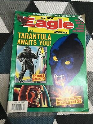 Eagle Comic Monthly, July 1991