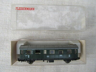 Vintage Fleischmann N Gauge Carriage