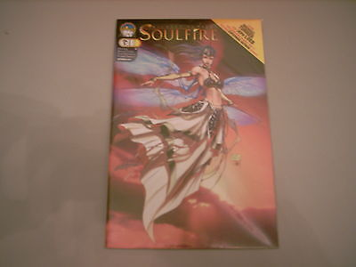 Soulfire : Vol 1 : Issue #1B (Variant)