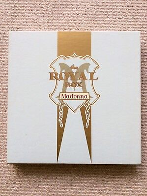 MADONNA. The Royal Box, Complete. Greatest Hits Collection, CD, Video, MTV