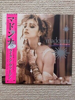 MADONNA. Like A Virgin, Record Store Day Edition. STILL SEALED.