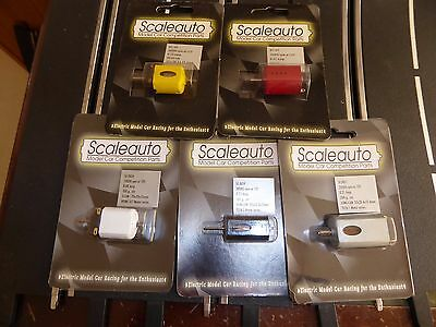 Scalextric and Slot car - Motors