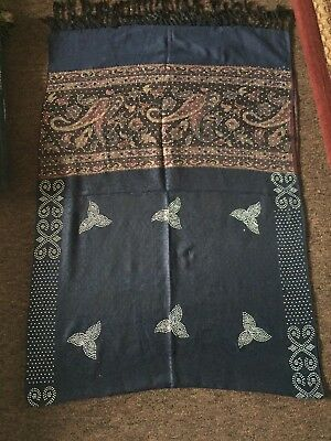 Pakistani Fancy Dupatta/ Neck wrap/ Scarf /Shawl/ Chunni /Hijab/Wedding/Party