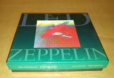 Led Zeppelin - [Box Set 2] (1993) ATLANTIC RARE NR MINT