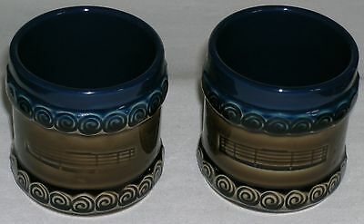 Pair Of Rosenthal Studio Line,pots/candle Holders