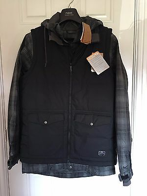 BNWT Men's Nike Ski / Snowboarding Jacket Storm Fit Size Small Waterproof