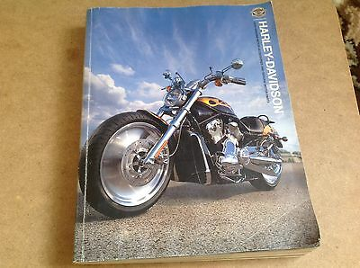 Harley Davidson Accessories Catalogue 2004