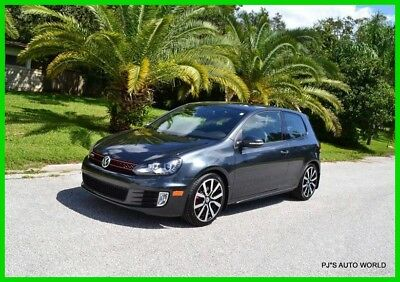 2012 Volkswagen Golf Base 2dr Hatchback 6M w/ Autobahn Package 2012 Base 2dr Hatchback 6M w/ Autobahn Package Used Turbo 2L I4 16V Manual FWD