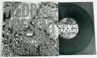 The Wedding Present - All The Songs Sound The Same. 4 Track 10' EP VG