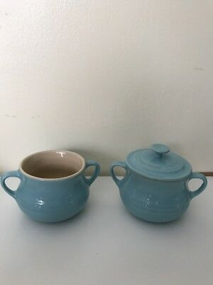 Le Creuset Duck Egg Blue Soup Dishes