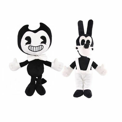 13 InchThe Bendy, Boris Plush Doll Toys For Kids Christmas Gifts For Baby