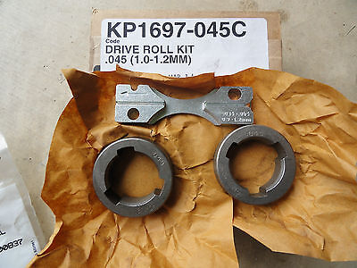"""Lincoln.045"""" Drive Roll Kit, KP1697-045C"""