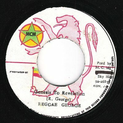 ♫ LISTEN tough roots GENESIS TO REVELATION/READ THE BIBLE - Reggae George (MCM)