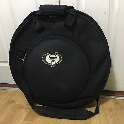 "Protection Racket 24"" Deluxe Cymbal Bag/Case // Free Shipping"