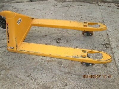 Pallet Truck - 2200 Kg  - Jungheinrich  *** Made In France - Not China  ***