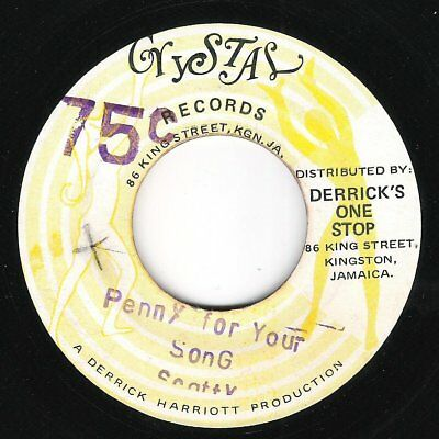 ♫ LISTEN - excellent - Penny For Your Song (vocal not deejay) Scotty on CRYSTAL