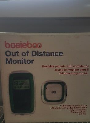 Bosieboo out of distance monitor, Bosie boo out of distance monitor (B36)