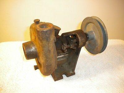 Water Pump,Hit Miss Engine,Stationary Engine,Cooling pump.