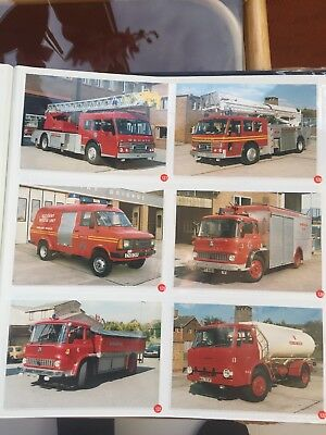 Fire Engine Photographs (Kent)