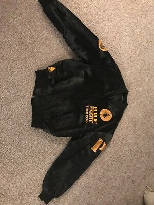 Public Enemy Tour Jacket Collectible Used
