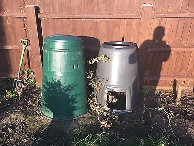 compost bin x3, collection from Glenfield