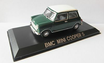 Modellino - Die Cast   - Bmc Mini Coopers - Scala 1/43
