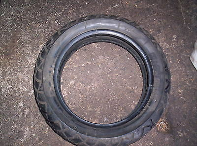 120 70 11 Michelin Dexter  Scooter Tyre Used 3Mm Tread Free Post