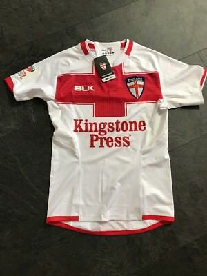 England Rugby League - Player Issue Shirt. Size Medium