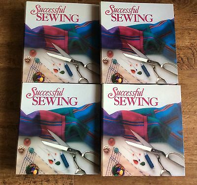 Successful Sewing Magazine/binder Collection