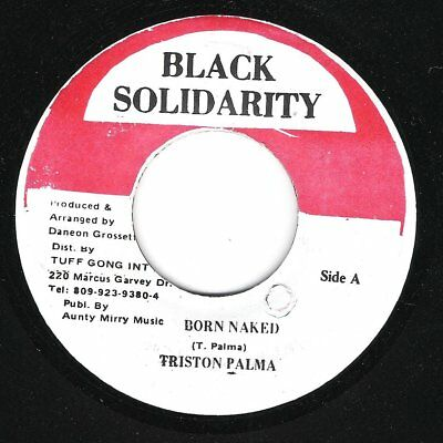♫ LISTEN - BLACK SOLIDARITY label TRISTAN PALMA - Born Naked (serious roots)