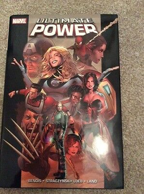 Ultimate Power (2006-2008) #1 of 9