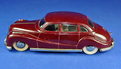 Baukastenauto / model car DUX BMW 501, Plastik + Federwerk / plastic + clockwork