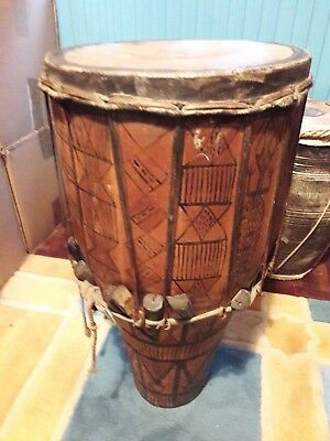 Large African Djembe