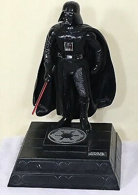 Star Wars Darth Vader Electronic Coin Bank With Action, Light and Sound
