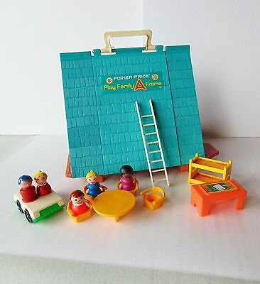Fisher Price > Play Family A Frame - 990