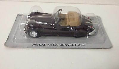 Modellino - Die Cast -Jaguar Xk 140 Convertible - Scala 1/43