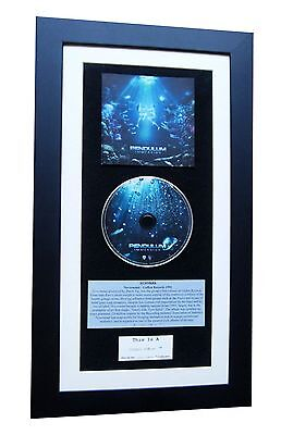 PENDULUM Immersion CLASSIC CD Album GALLERY QUALITY FRAMED+EXPRESS GLOBAL SHIP