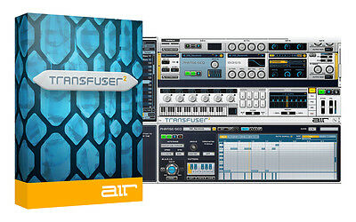 AIR Music Transfuser 2 Melodic & Rhythmic Groove Instrument Complete