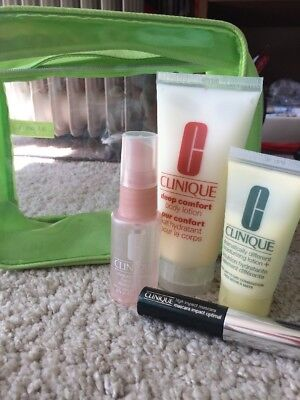 Clinique Miniatures Set Brand New Stocking Filler Christmas Gift