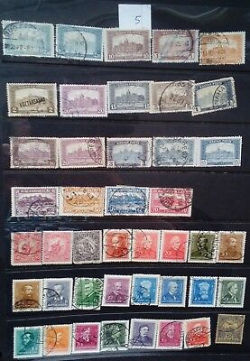 Early Hungary stamps  from an old collection lot 5
