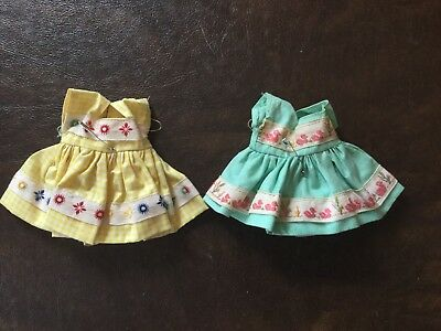Lot of 2 Vintage Clothes for Ginny