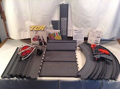 Tcr Track, Controller. Transformer And Manuals Etc.