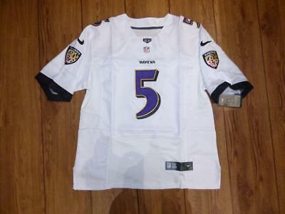 NFL Baltimore Ravens American football jersey shirt. #5 FLACCO. Size XL