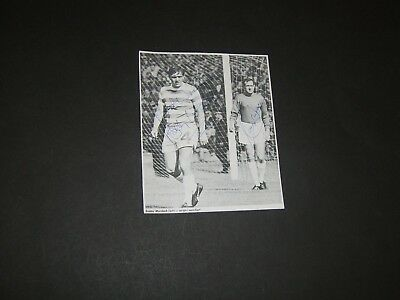Bobby Murdoch & Ronnie Simpson Glasgow Celtic 'Lisbon Lions' signed by both