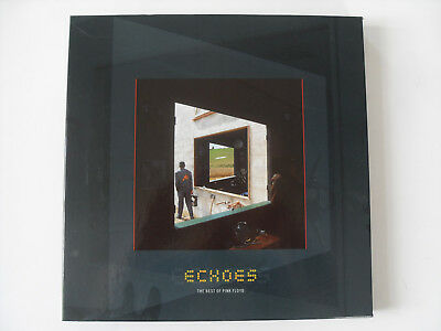 Pink Floyd   4  Vinyl - Box - Set  < Echoes - The Best Of Pink Floyd > 2001