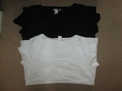 Lovely Size 16-18 Maternity/nursing Tops See Pics!!