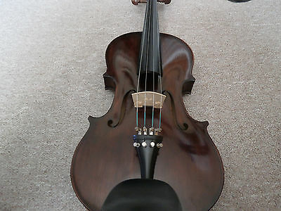 Reduced by£200 Antique Early 20th century full size viola  Romanian/ German ?