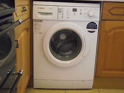 Bosch Avanti Xx Washing Machine